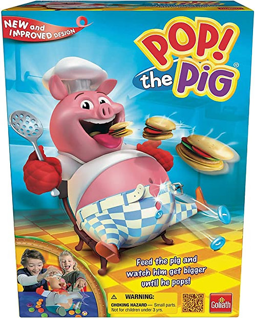GAME POP THE PIG