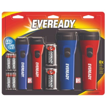 Flashlights with Batteries
