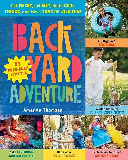 Backyard Adventure Book