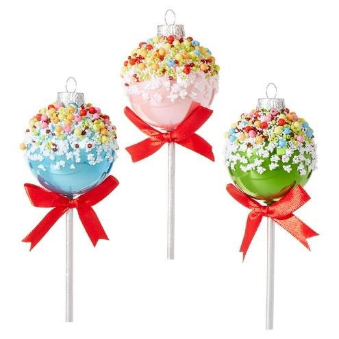Cake Pop Ornament