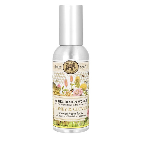 ROOM SPRAY HONEY AND CLOVER