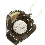 Ball & Glove Ornament