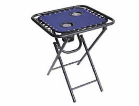Table Folding Bungee - Blue