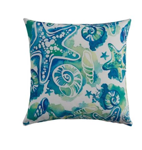 Sealife Pillow