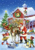 Ready Reindeer Advent Calendar