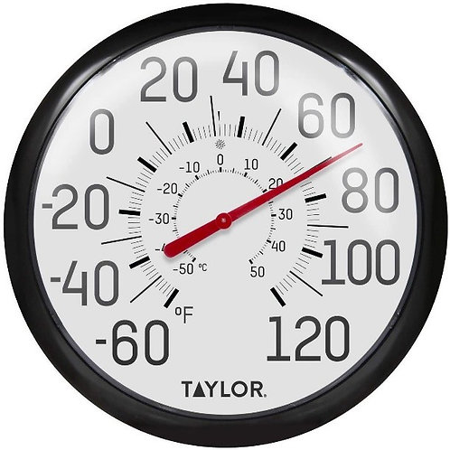 """13.25"""" Thermometer"""