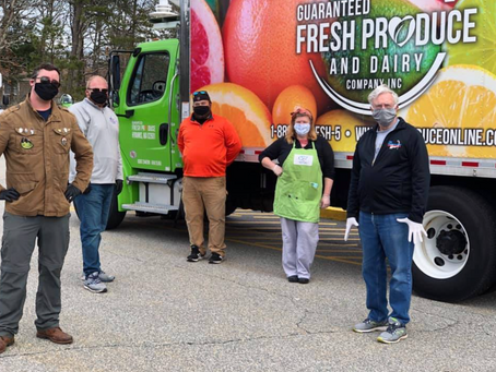 Nearly 2,000 holiday meals being made for families across Cape Cod