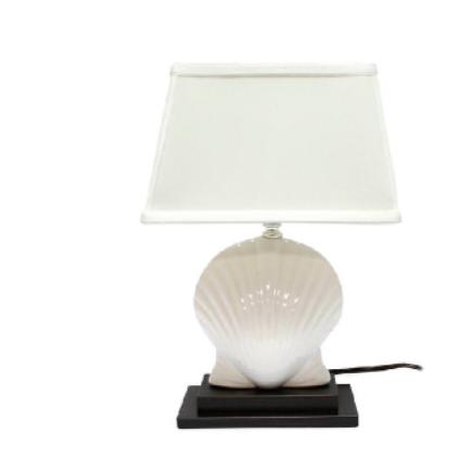 Scallop Shell Lamp