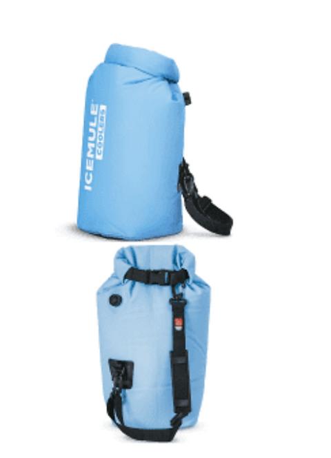 Mini Icemule Cooler - Blue