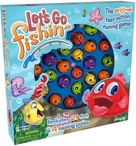 GAME LETS GO FISHIN