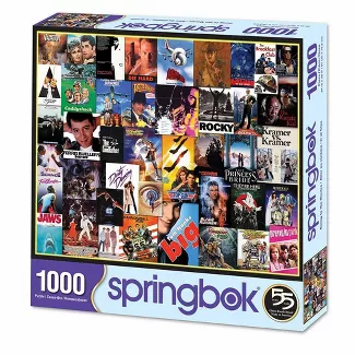 PUZZLE 1000 MOVIE POSTERS