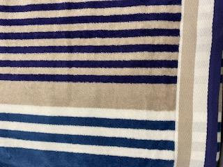 BEACH TOWEL BUOY STRIPE