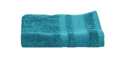 Celeste Hand Towel - Peacock