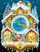 Christmas Cuckoo Clock Advent Calendar