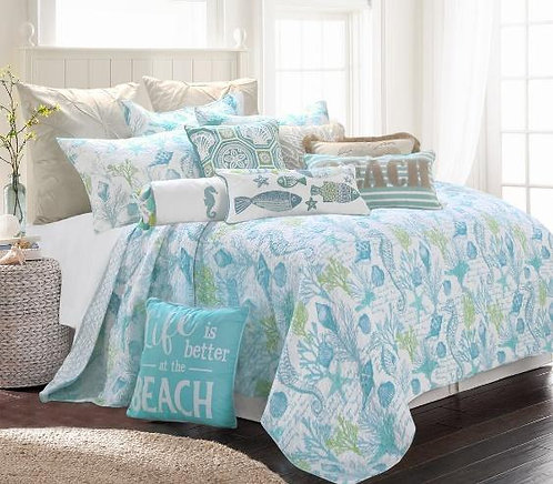 Quilt Set Ocean Springs - Twin