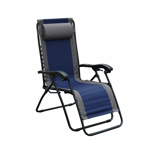 Zero Gravity Relaxer Chair - Blue