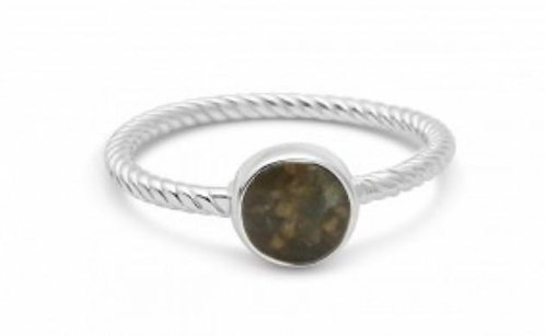 DUNE JEWELRY - Nauset Round Ring