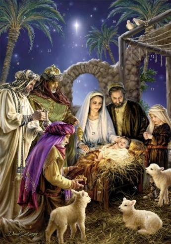 Shining Light Advent Calendar