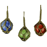 Glass Float Ornament (EACH)