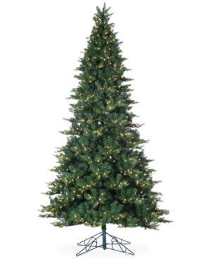 Pre-Lit Longwood Tree 9 FT