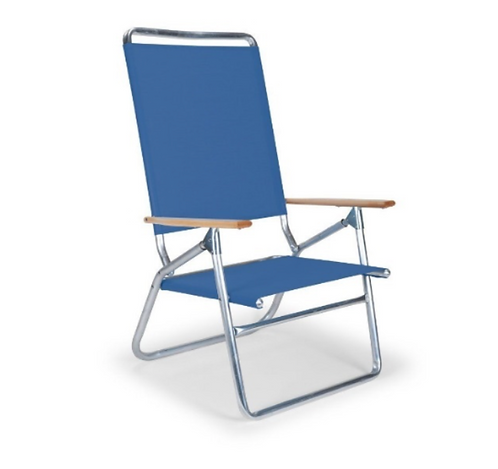 Light & Easy High Back Beach Chair