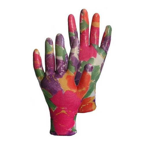 Floral Infusion Gloves (one size)