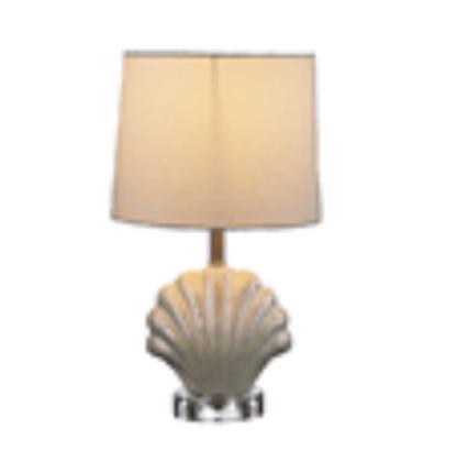 Ceramic Shell Lamp