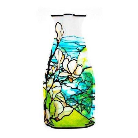 Modgy Expandable Flower Vase (Louis C. Tiffany - Magnolia Landscape)