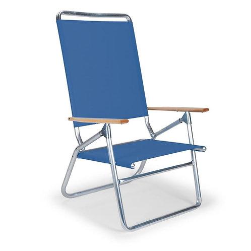 Telescope Hi-Boy Beach Chair - Cobalt