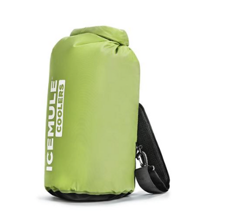 Medium Icemule Cooler - Olive Green
