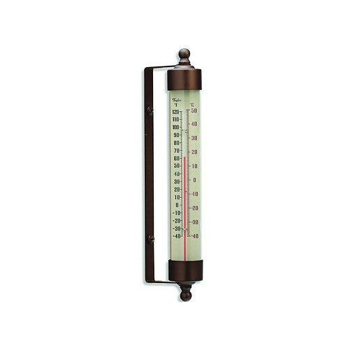 Outdoor Tube Thermometer