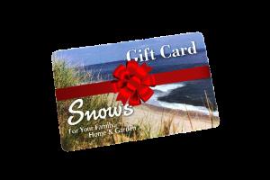$60 Gift Card - Save $10