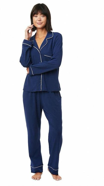 CATS PAJAMAS - Marine Blue Pajama