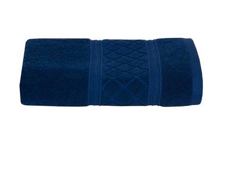 Radiance Hand Towel - Navy