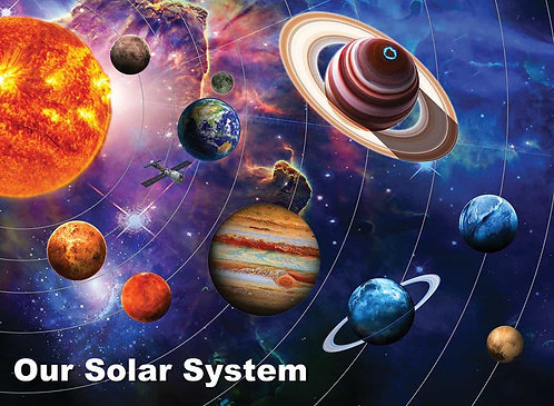 PUZZLE 300 SOLAR SYSTEM