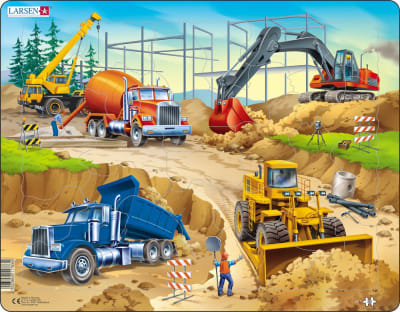 PUZZLE 30 CONSTRUCTION