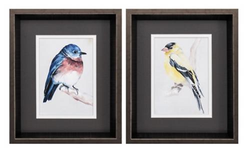 Bird on Branch (sold separately)