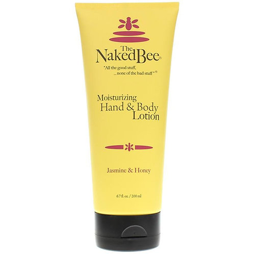 NAKED BEE - Jasmine Lotion 6.7 oz.
