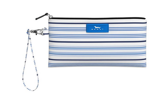 SCOUT BAGS - Kate Wristlet Out of the Blue