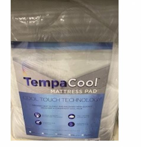 Tempa Cool Mattress Pad - Queen