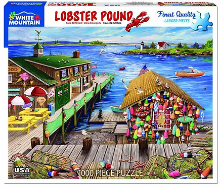 PUZZLE 1000 LOBSTER POUND