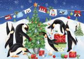 Playful Penguins Advent Calendar