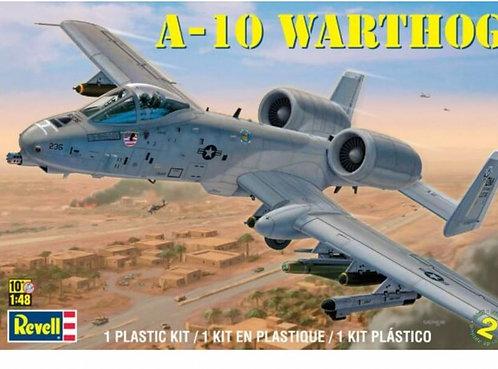 MODELS - 1/48 A-10 WARTHOG