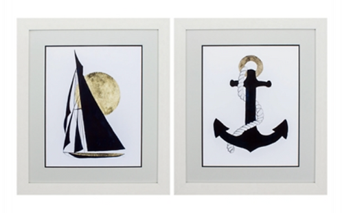 Sail and Anchor (sold separately)
