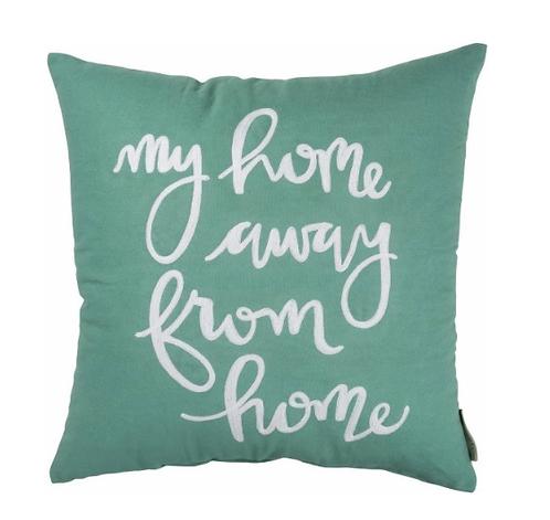 Home Away Pillow