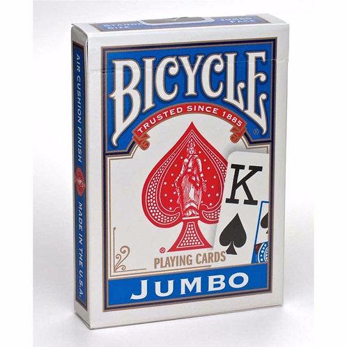 CARDS BICYCLE JUMBO