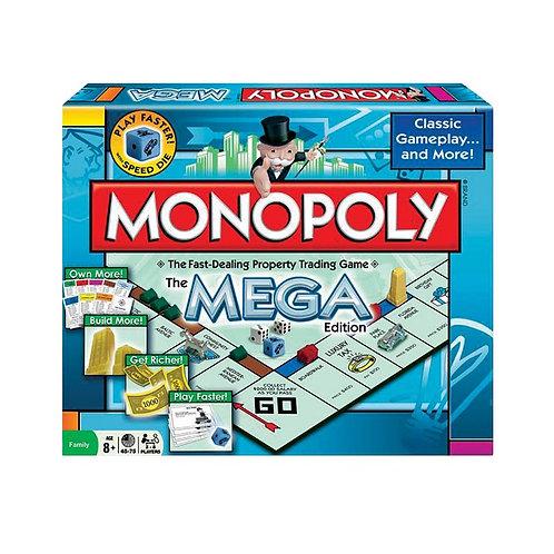 GAME MONOPOLY MEGA