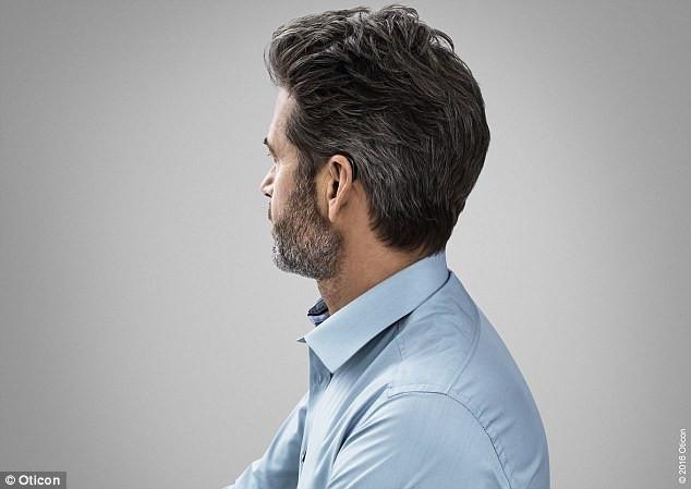 discreet hearing aid