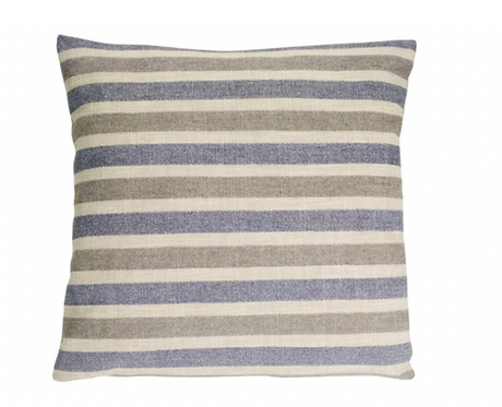 Decorative Striped Pillow