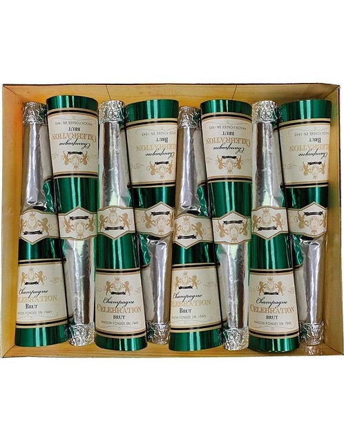 Champagne Bottle Crackers